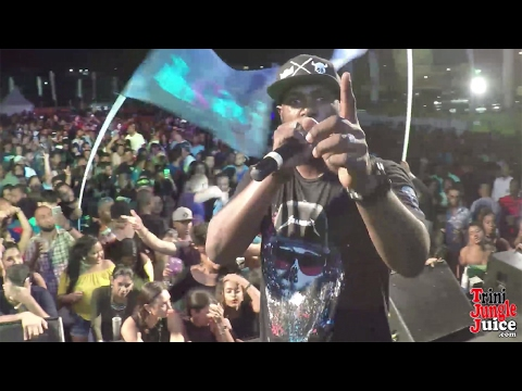 Illusions Block-O 2017 - Bunji Garlin Live Part 3 (of 3)
