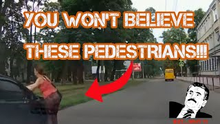 INSANE WALKING FAILS: When Not paying attention goes WRONG!