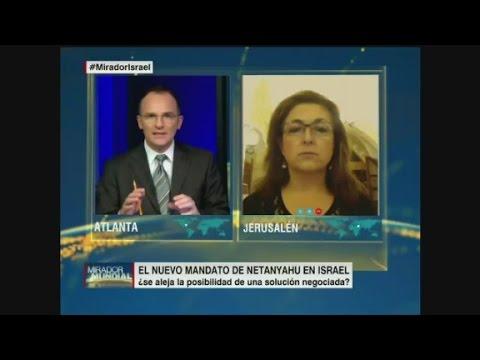 Autoridad Palestina reacciona a reelección de Netanyahu