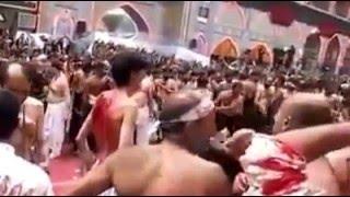 Ritual agama islam sesat syiah bejat