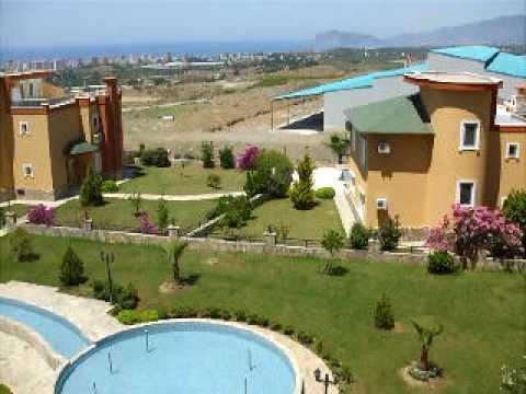 HolidayVillage, Mahmutlar, Turkey. C Block, 4th Floor, Gardens