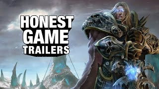 Honest Game Trailers | Warcraft 3 Reforged