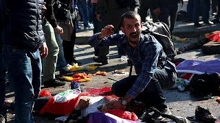 When 30 were killed and more than 120 injured in the aftermath of the explosion in Ankara