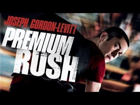 PREMIUM RUSH Trailer 2012 - Official HD - Cieon