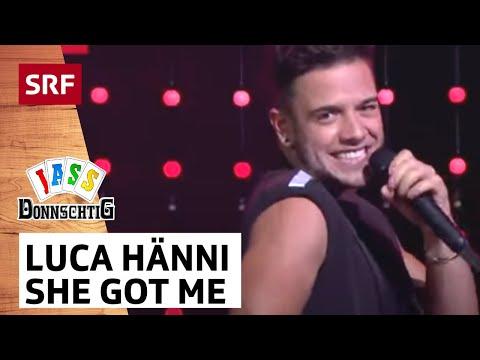 Luca Hänni: She Got Me | Donnschtig-Jass | SRF Musik