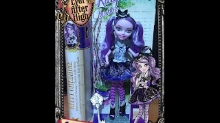 Ever After High Kitty Cheshire Türkçe Tanıtım