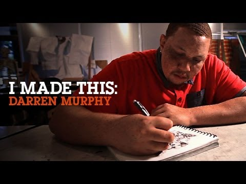 I Made This: Darren Murphy's Award-Winning Designs  -- Full Sail University
