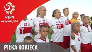 Piłka kobieca: Bramki z meczu Polska - Bośnia i Hercegowina 3:1