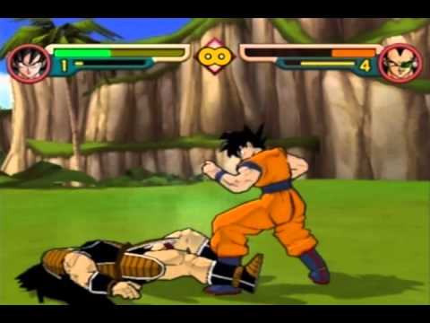 Lets Play Dragon Ball Z Budokai 2 - Episode 1 - Raditz Porn video