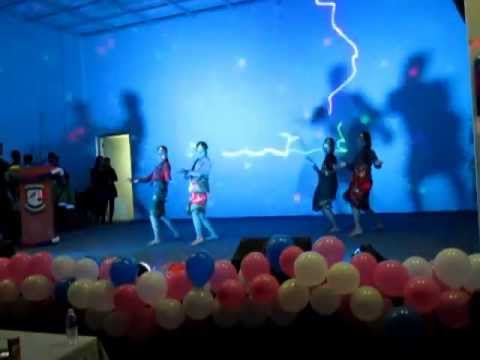fusion dance nepali and hindi at sona college