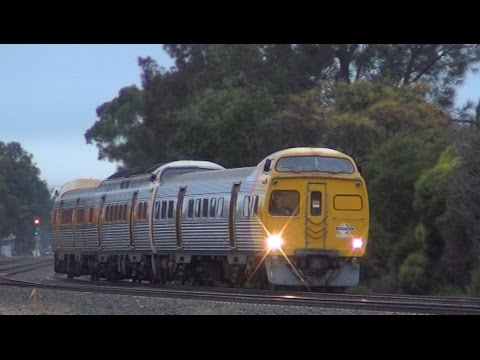 Adelaide Metro passing through Ovingham