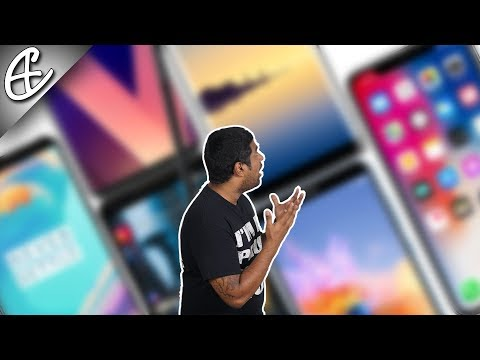 Best Smartphones With Tall Displays (2017) Clash of the Titans!