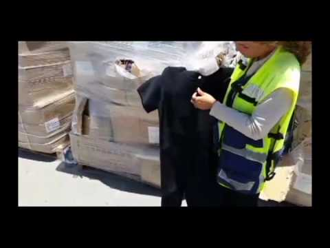Wet suits headed to Hamas in Gaza intercepted (Defense Ministry)