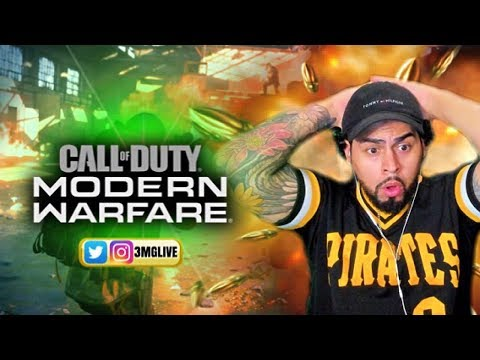 ROAD TO MAX RANK! Modern Warfare Live Stream With XChasemoney, IpodKingcarter & oRaunchyy!