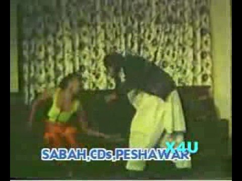 Pashto Film Dance