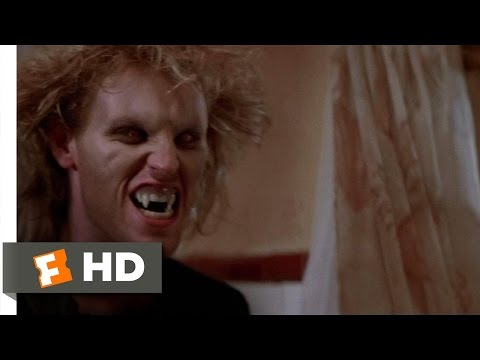 The Lost Boys (8/10) Movie CLIP - Garlic Don't Work, Boys! (1987) HD