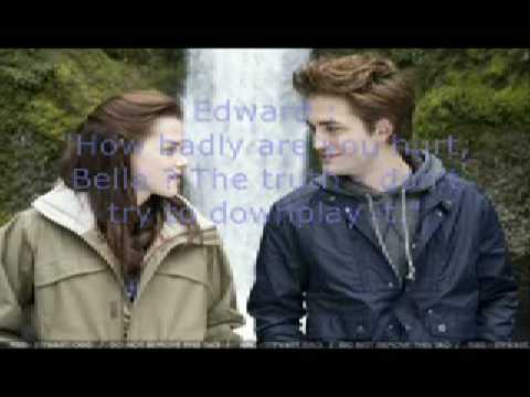 Twilight (Breaking Down-Isle Esme) Bella and Edward - Naked