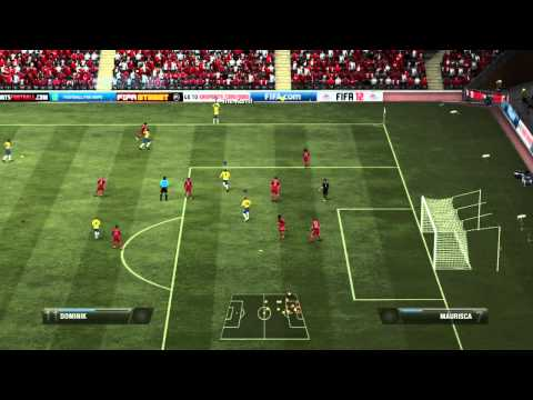 Fifa 12 Griefing- I'm Testing the Keeper out! (Funny RAGE)