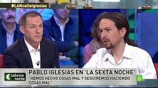 "Pablo Iglesias: ""Seguramente, hemos hecho cosas mal, pero hemos devuelto la ilusión"""