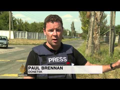 Ukraine truce deal shaken by shelling