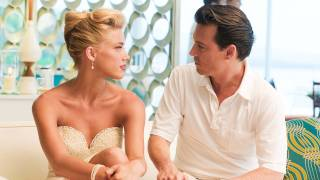 The Rum Diary Official Trailer 2011