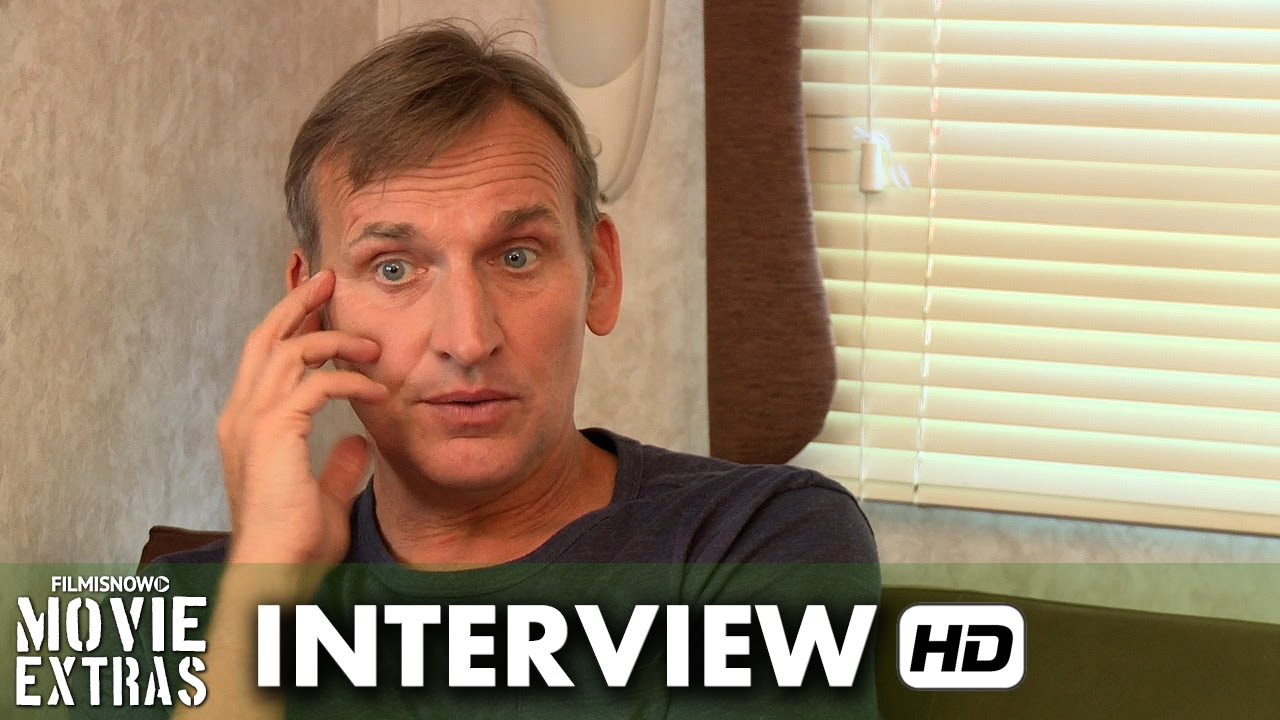 Legend (2015) Behind the Scenes Movie Interview - Christopher Eccleston is 'Nippler Read'