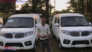 Xe tải van Dongben 5 chỗ và 2 chỗ có điểm gì khác nhau ?