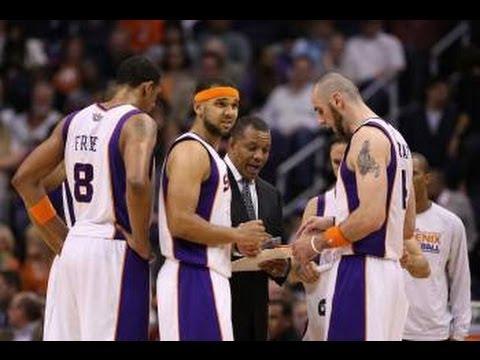 Phoenix Suns Top 10 Plays of the 2012 Season
