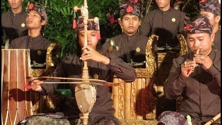 Gamelan and DANCE Impressions of BALI