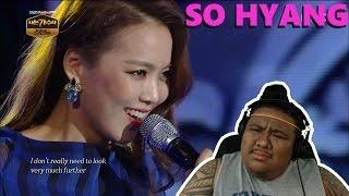 [MUSIC REACTION] So Hyang - I have Nothing, 소향 - 아이 해브 낫띵, DMC Festival 2015
