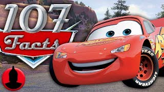 107 Cars Facts YOU Should Know (107 Facts S6 E19) | Channel Frederator