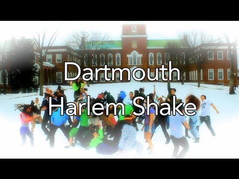 Dartmouth College - Harlem Shake