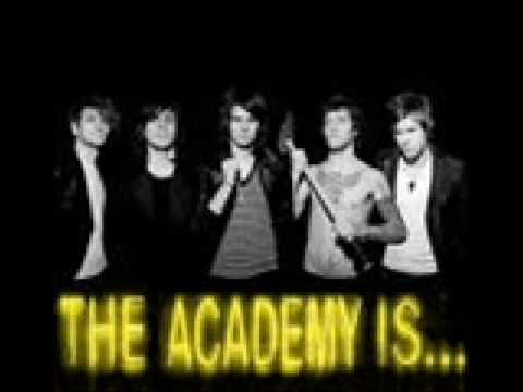 The Academy Is... -About A Girl- Lyrics