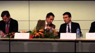 Conference Cedia - intervista a Sisti, presidente Conaf