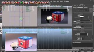 17_Renderman Teapot and box part 1