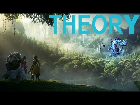 A New Dawn Cinematic Xerath Theory League of Legends