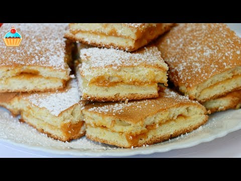 """Ну, оОчень вкусное - Печенье с вареной сгущенкой """"на скорую руку""""!"""