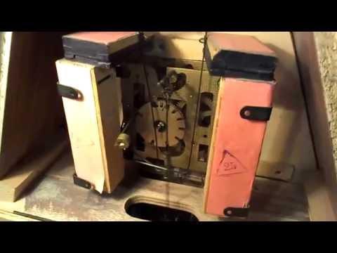 Механизм для часов с кукушкой своими руками 22