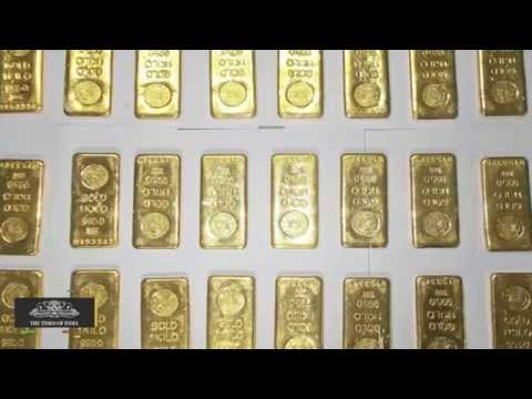 Falling Prices Boost Gold Demand in India - TOI