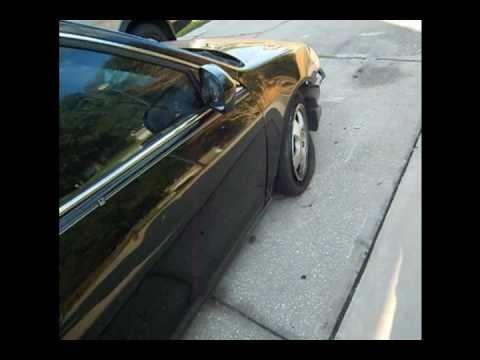 My Sisters Horrible 2000 Honda Accord WRECK!!!