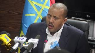 Latest Press briefing about recent Gondar crisis by GCAO Minister Getachew Reda