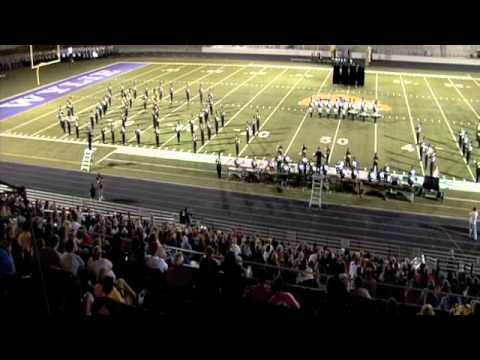 Abilene High School Marching Band UIL Contest 2011 (Spy Games)