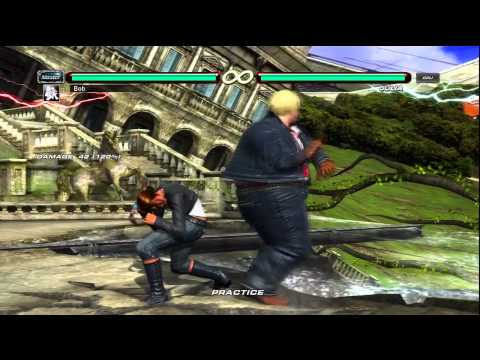 Tekken 6 BR (T5DR) - Something about Hitboxes
