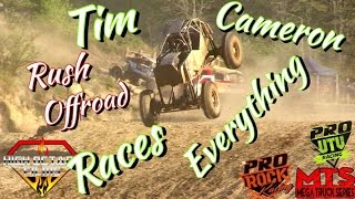 TIM CAMERON CAN RACE ANYTHING RUSH OFFROAD
