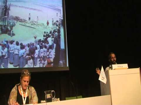 Glaciers,global warming, groundwater, Flooding in Himalaya- Dr Ritesh Arya World Water Week Sweden