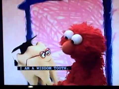 Dentist Video (Sesame Street)