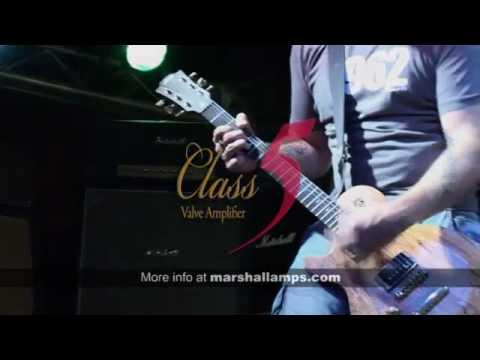 NEW Marshall all-valve Class5 combo