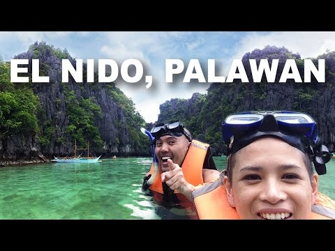 PALAWAN - THE BEST ISLAND IN THE WORLD // The Birdhouse, El Nido Tours & Travel Tips