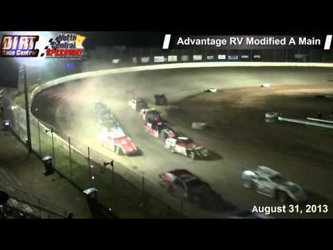 North Central Speedway 8 31 13 Advantage RV Modified Races