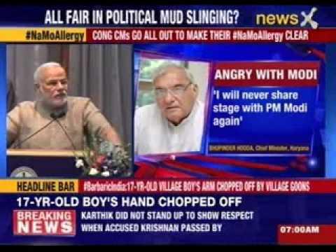 Karnataka CM terms Prime Minister Narendra Modi a 'Hitler'